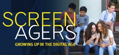 Screenagers Documentary showing September 21st @ LHS Theater | Livermore | California | United States